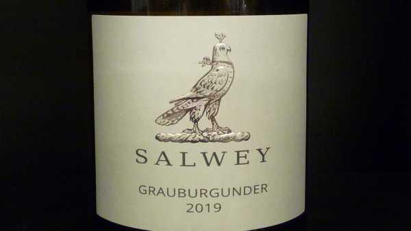 Salwey Grauburgunder Kabinett trocken 2019