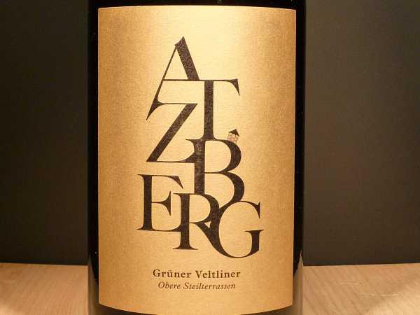 Gritsch Atzberg Wein Grüner Veltliner Obere Steillage Smaragd 2018