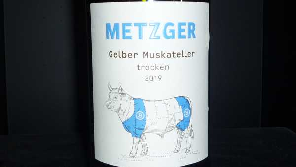 Metzger - Gelber Muskateller B trocken 2019