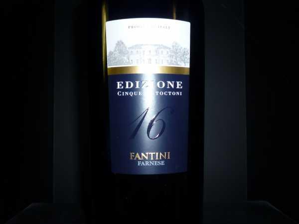 Farnese Edizione Cinque Autoctoni 2014