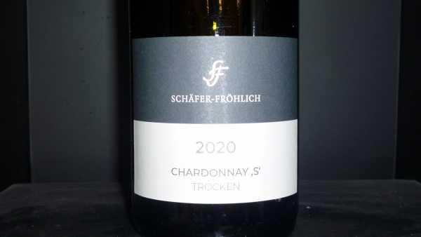 Schäfer-Fröhlich Chardonnay S 2020
