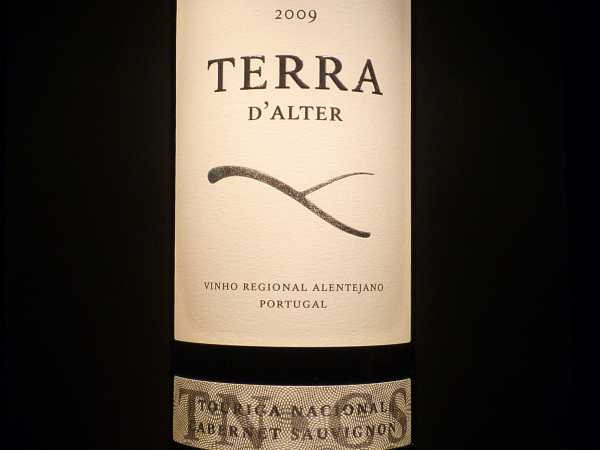 Terra d'Alter Touriga National-Cabernet 2015