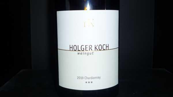 Holger Koch Chardonnay 2019 ***