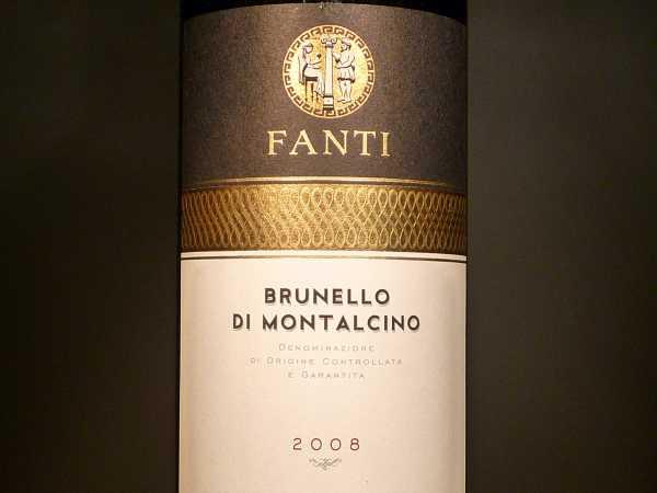 Fanti San Filippo Brunello die Montalcino 2012 Magnum