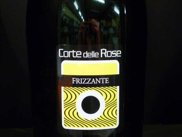 Corte delle Rose Vino Bianco Frizzante