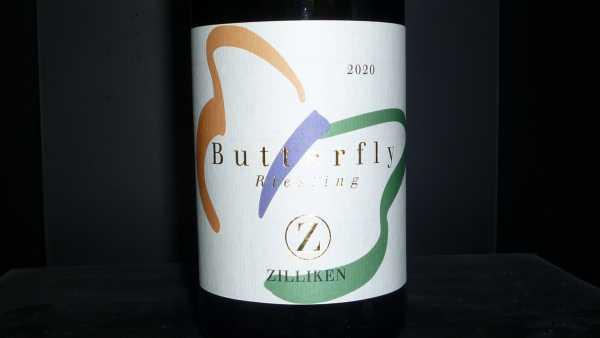 Forstmeister Geltz Zilliken Riesling Butterfly Saar 2020