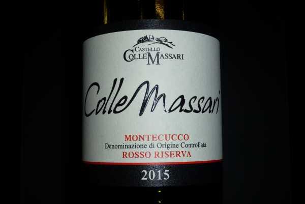 Colle Massari Montecucco Riserva Magnum 2015