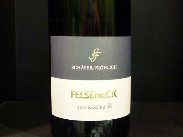 "Schäfer-Fröhlich Riesling Großes Gewächs ""Felseneck"" 2018 Magnum"