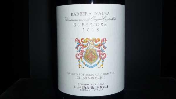 Barbera Alba Superior E. Pira & Figli Chiara Boschis 2018