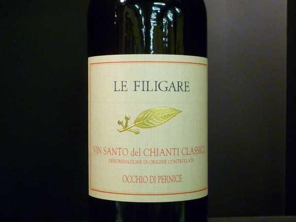 Le Filigare Vin Santo del Chianti Classico