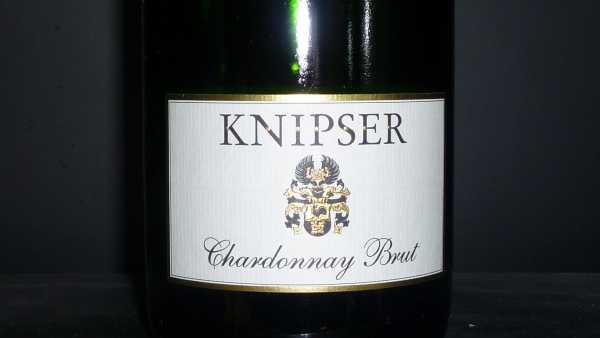 Knipser Chardonnay Sekt brut nature