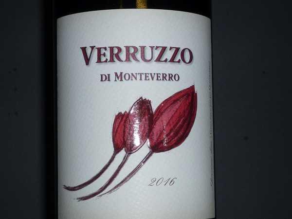 Monteverro Verruzzo Toscana 2017
