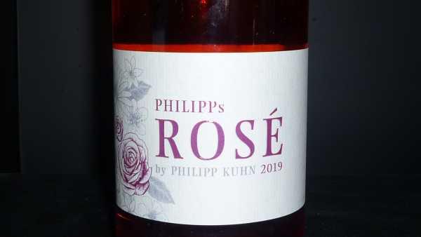 Philipp Kuhn Philipps Rosé trocken 2019