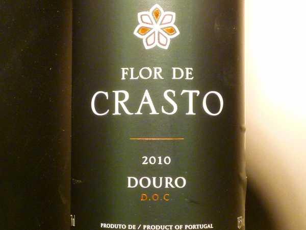 Flor de Crasto Douro 2015 -Restmenge-