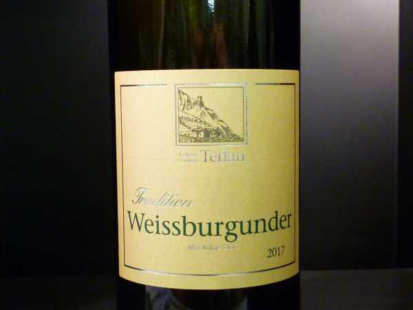 Terlan Weissburgunder Tradition 2019