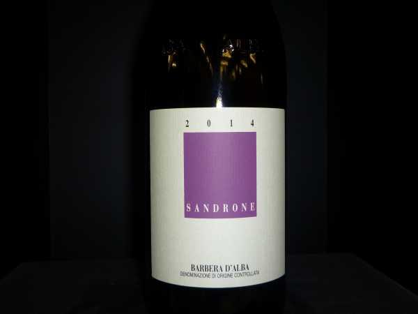 Sandrone Luciano Barbera Magnum 2016 1,5l
