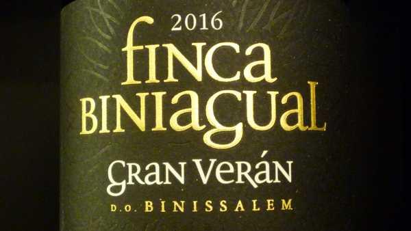 """Biniagual """"Gran Verán Seleccionado"""" 2016"""