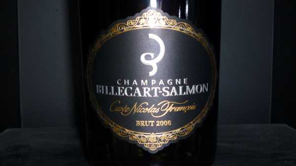 Billecart-Salmon Cuvee Nicolas-Francois Billecart 2006 (Restmenge)