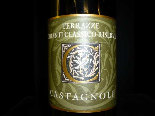 Castagnoli Chianti Classico Reserva 2012 NEU Super !!!!