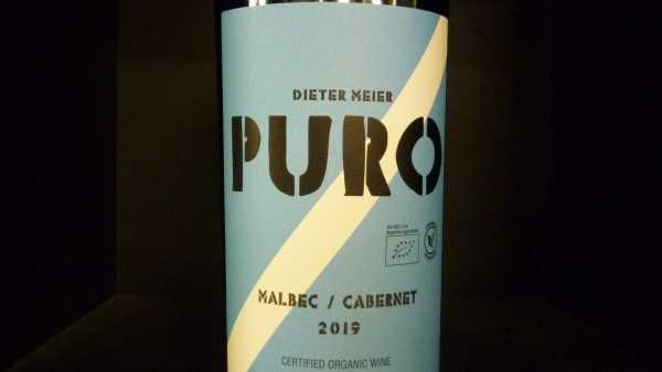 Puro Malbec/Cabernet Dieter Meier 2019