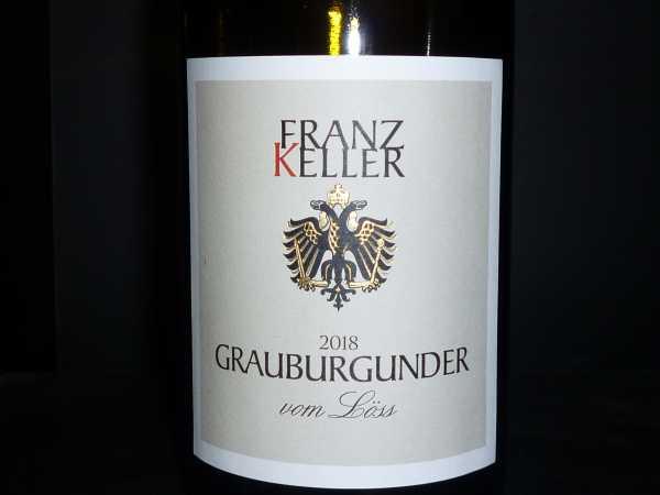 Franz Keller Grauburgunder vom Löss VDP Gutswein 2018