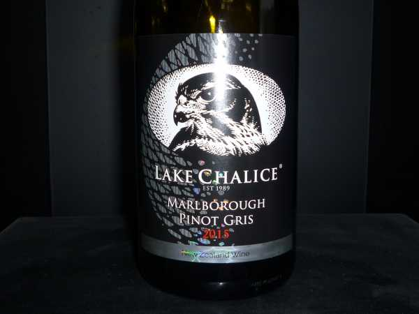 Lake Chalice Marlborough Pinot Gris 2015