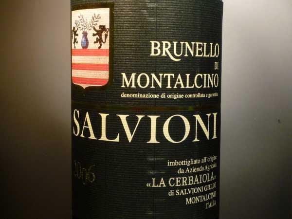 Salvioni Brunello di Montalcino La Cerbaiola 2012