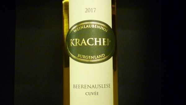 Kracher Beerenauslese Cuvee 2017
