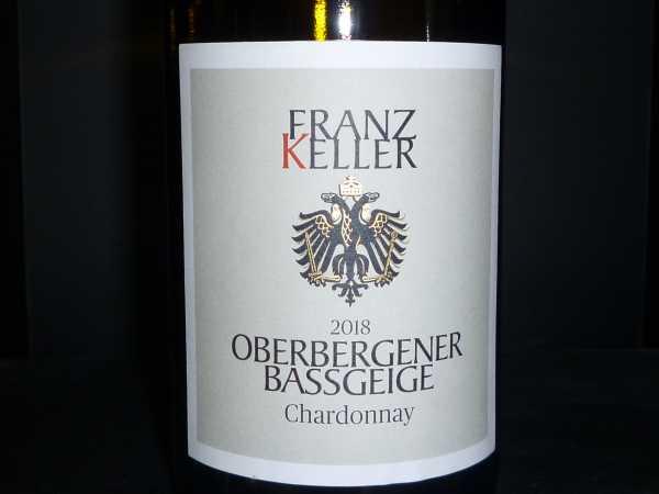 Franz Keller Oberbergener Bassgeige Chardonnay VDP Erste Lage 2018