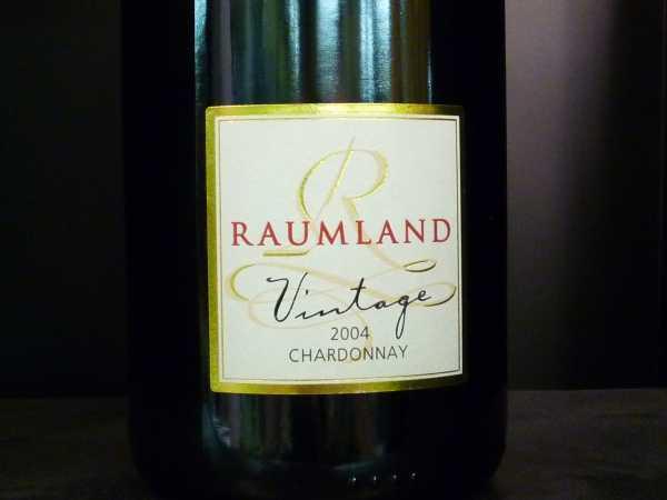 Raumland Vintage Chardonnay 2008