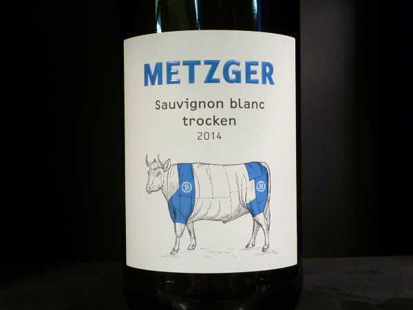 Metzger Sauvignon blanc trocken 2019