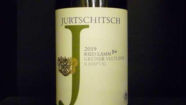 Jurtschitsch Grüner Veltliner Ried Lamm Kamptal DAC Bio 2019