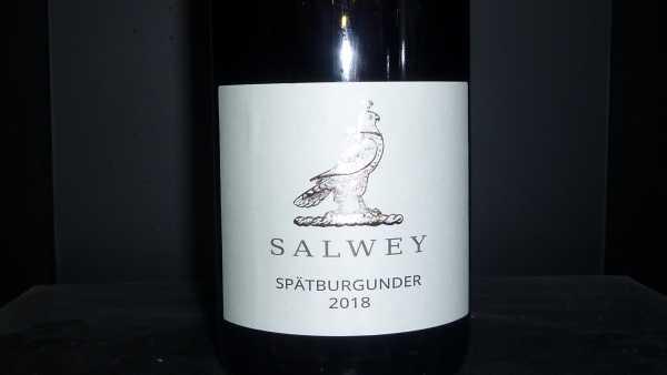 Salwey Spätburgunder 2018