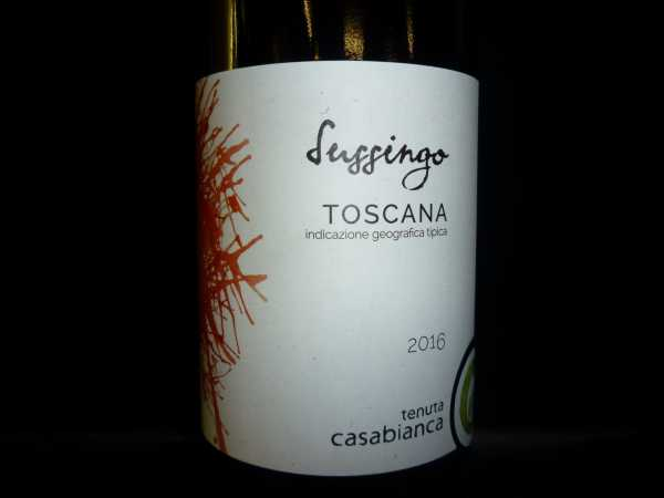 Sussingo Casabianca Cab/Sangiovese 2016