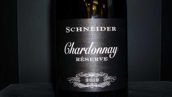Schneider Markus Chardonnay Réserve trocken 2019