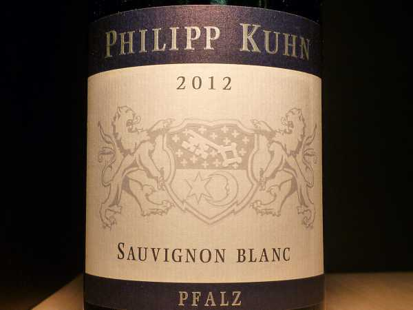 Philipp Kuhn Sauvignon Blanc Tradition 2018