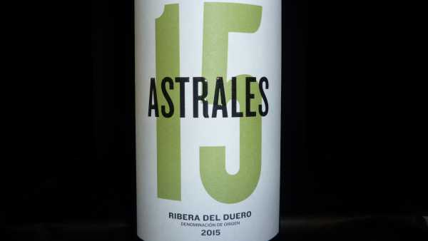 Astrales Ribera del Duero 2015