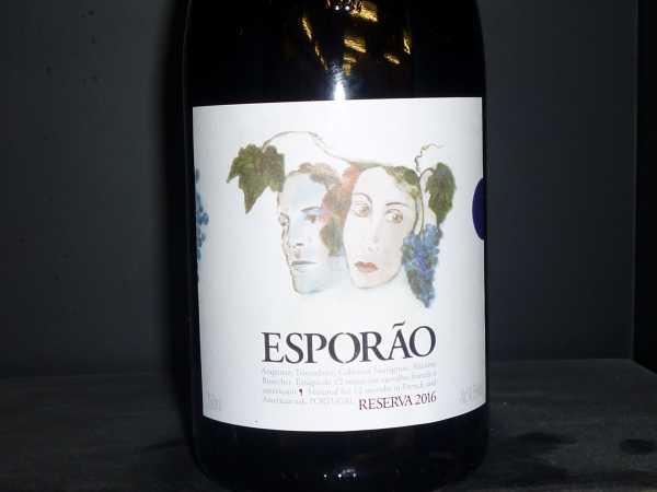 Esporao Reserva tinto 2016