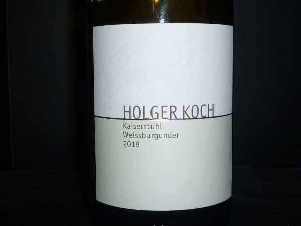 Holger Koch Weißburgunder 2019