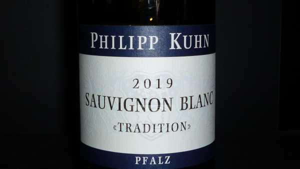 Philipp Kuhn Sauvignon Blanc Tradition 2019