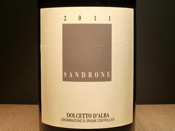 Sandrone Luciano Dolcetto d'Alba 2016 Restmenge
