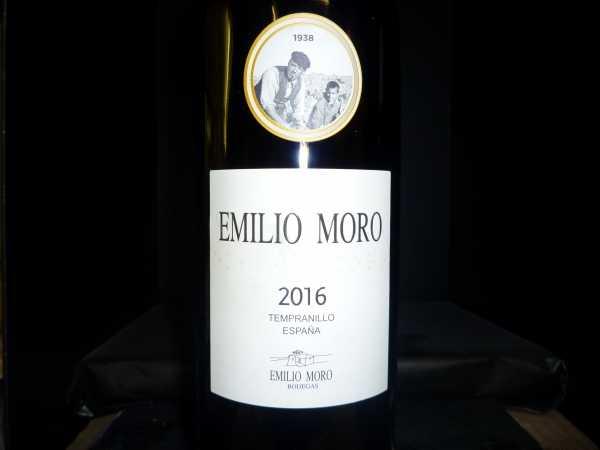 Emilio Moro Crianza 2017