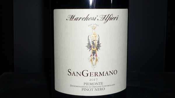 Marchesi Alfieri San Germano Pinot Nero 2017 -Restmenge-