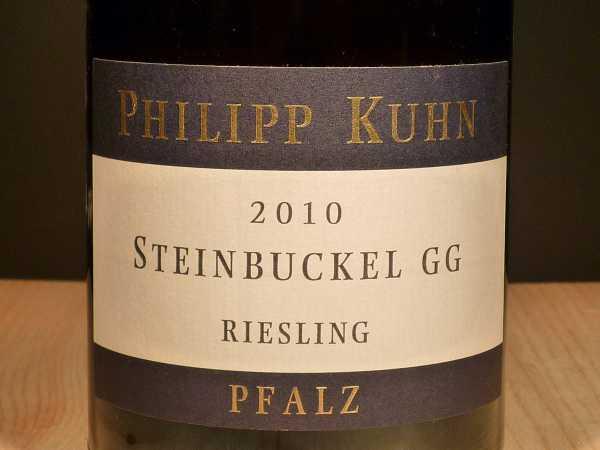 Philipp Kuhn Riesling Steinbuckel GG 2015