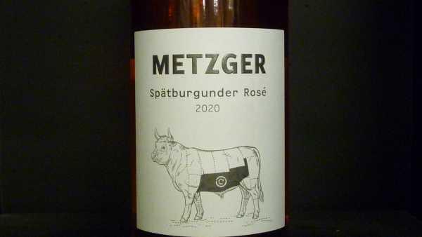 Metzger Spätburgunder Rosé 2020