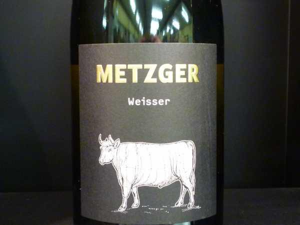 Metzger WEISSER trocken 2019
