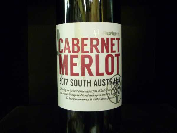 H by Haselgove Cabernet-Melot 2017