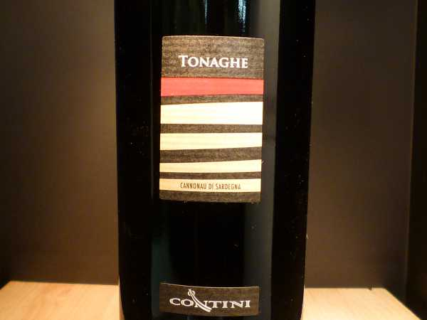 Contini Tonaghe Cannonau 2017