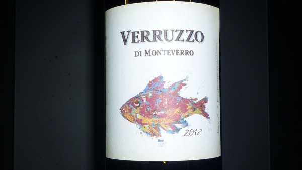 Monteverro Verruzzo Toscana 2018