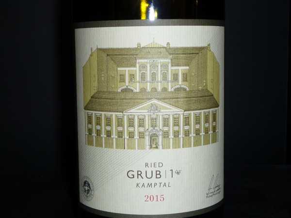 Schloss Gobelsburg Grub 1 Grüner Veltliner 2018